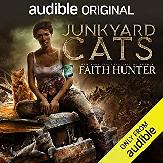 Junkyard Cats by Faith Hunter