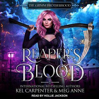Reaper's Blood by Kel Carpenter & Meg Anne