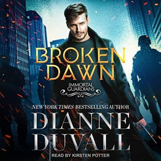 Broken Dawn by Dianne Duvall