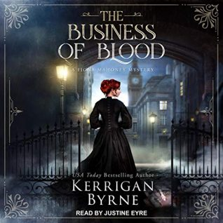 The Business of Blood by Kerrigan Byrne