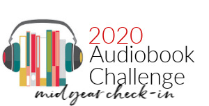 2020 Mid-Year Check-In Audiobook Challenge