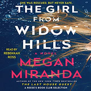 The Girl from Widow Hills by Megan Miranda