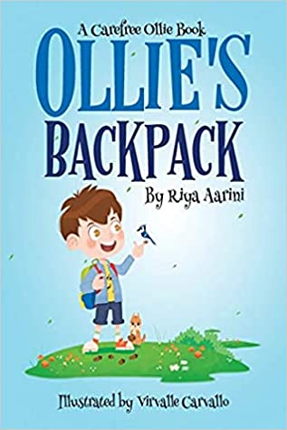 Ollie's Backpack by Riya Aarini