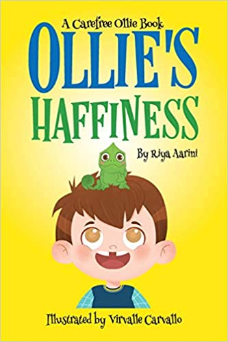 Ollie's Haffiness by Riya Aarini