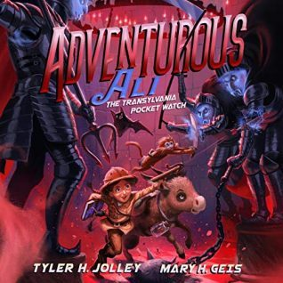 Adventurous Ali: The Transylvania Pocket Watch by Tyler Jolley