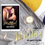 New Release: Matched by Paris Wynters