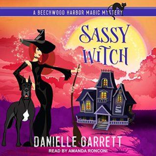Sassy Witch by Danielle Garrett