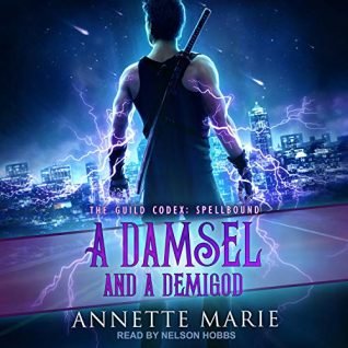 A Damsel and a Demigod by Annette Marie