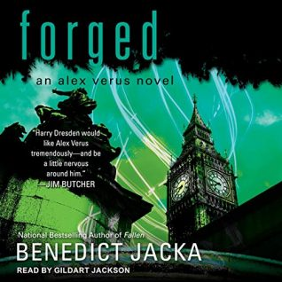 Forged by Benedict Jacka