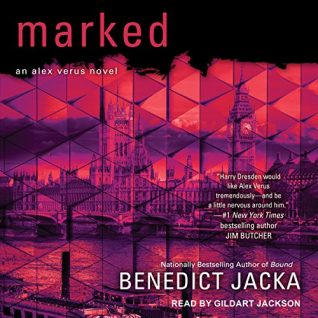 Marked by Benedict Jacka