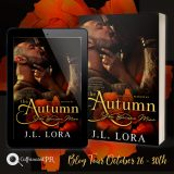 Blog Tour: The Autumn You Became Mine by J.L. Lora