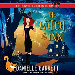 The Witch Is Inn by Danielle Garrett