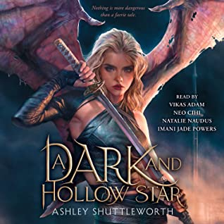 A Dark and Hollow Star by Ashley Shuttleworth