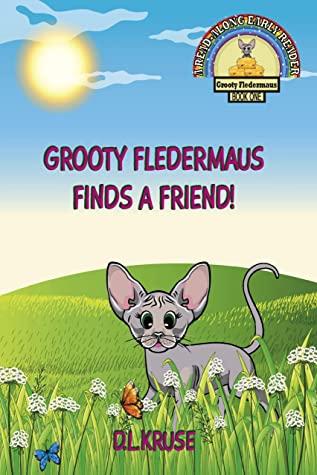 Nonna's Corner: Grooty Fledermaus Finds A Friend!