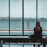 Five Fantasy Books I've Preordered