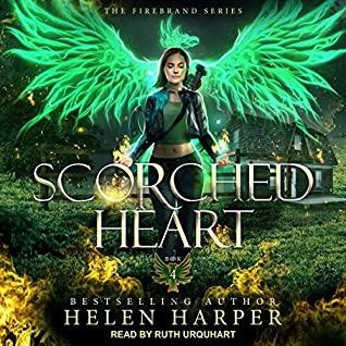 Scorched Heart by Helen Harper
