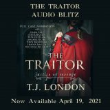 Audio Blitz: The Traitor by T.J. London
