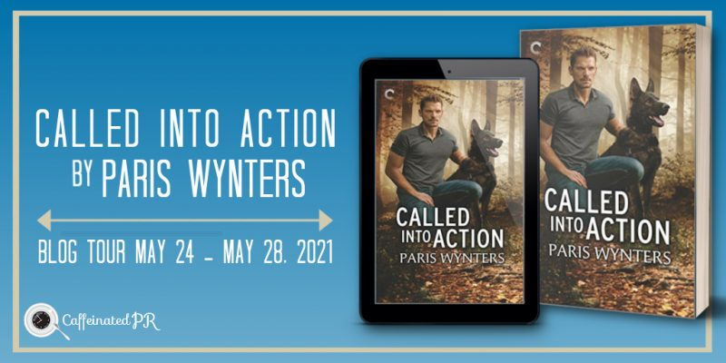 Called Into Action Blog Tour Banner