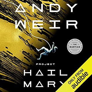 🎧 Project Hail Mary by Andy Weir