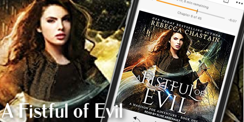 A Fistful of Evil Banner