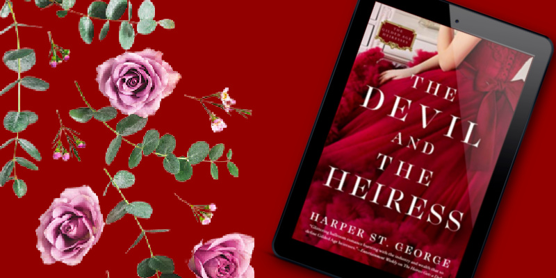 The Devil and the Heiress Banner