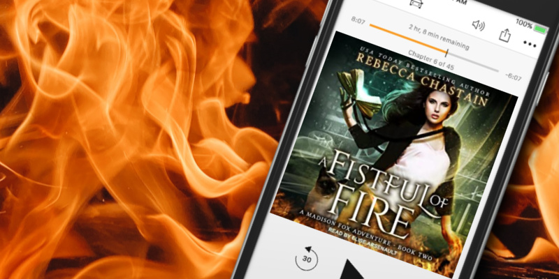 A Fistful of Fire Banner