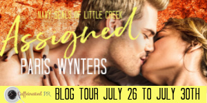 Assigned Book Tour Giveaway