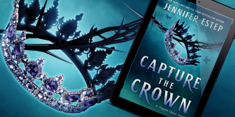 Capture the Crown Banner