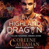 ?Fury of a Highland Dragon by Coreene Callahan