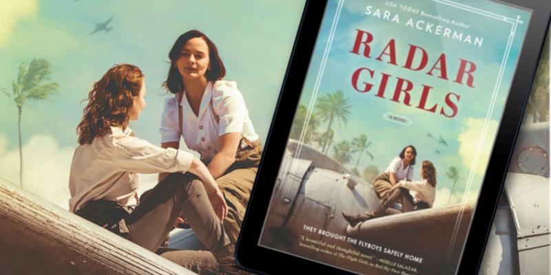Radar Girls Review Banner