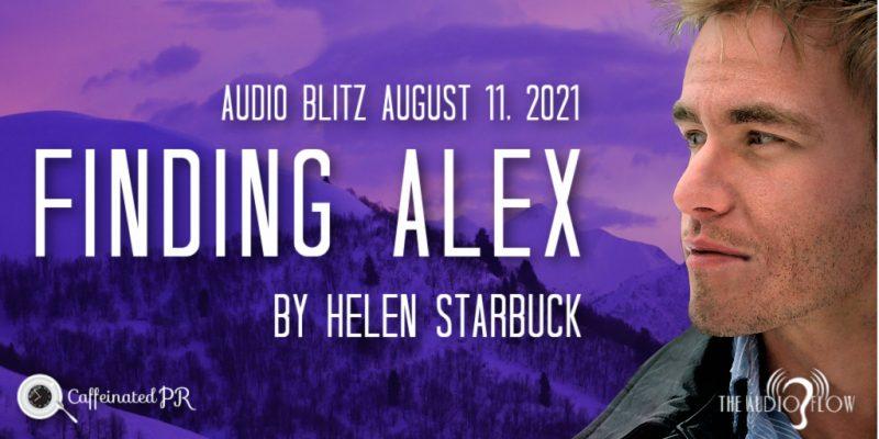 Audio Blitz Banner Finding Alex
