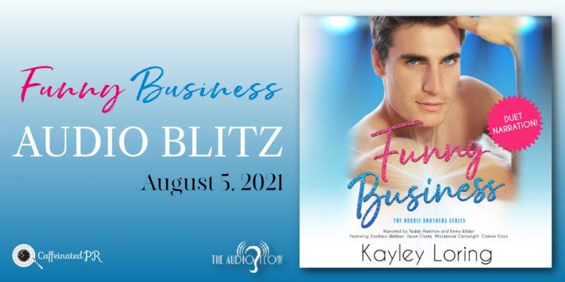 Audio Blitz Banner Funny Business