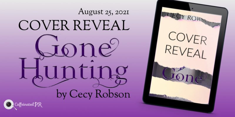 Cover Reveal Gone Hunting Banner
