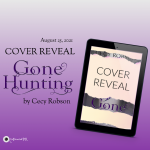 Cover Reveal Gone Hunting SQR Banner