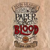🎧 Paper & Blood by Kevin Hearne