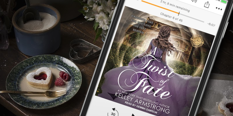 A Twist of Fate by Kelley Armstrong
