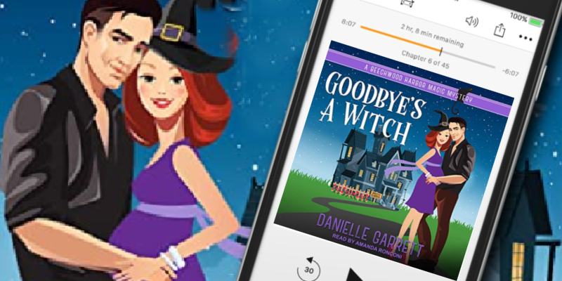 Goodbyes A Witch Banner