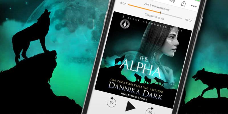 The Alpha by Dannika Dark