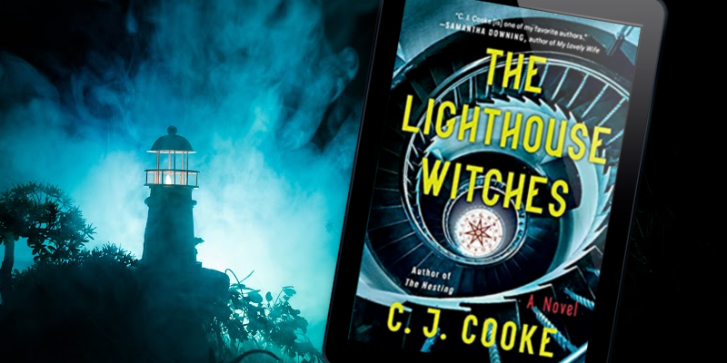 The Lighthouse Witches by C.J. Cooke