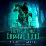 🎧 The One and Only Crystal Druid by Annette Marie